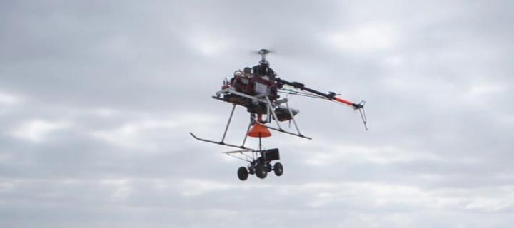 UAV+UGV